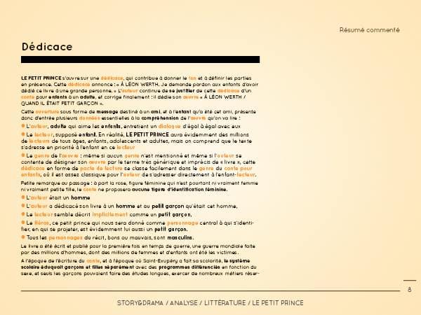 Analyse-Le-Petit-Prince-extraits